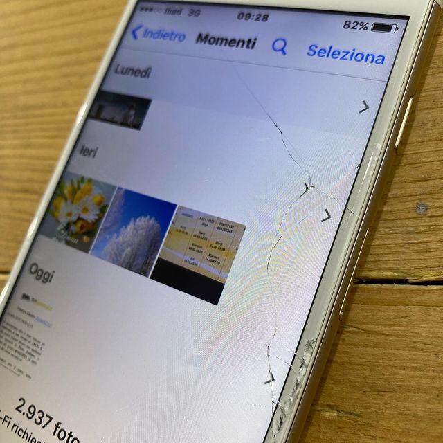 Riparazione iPhone 6