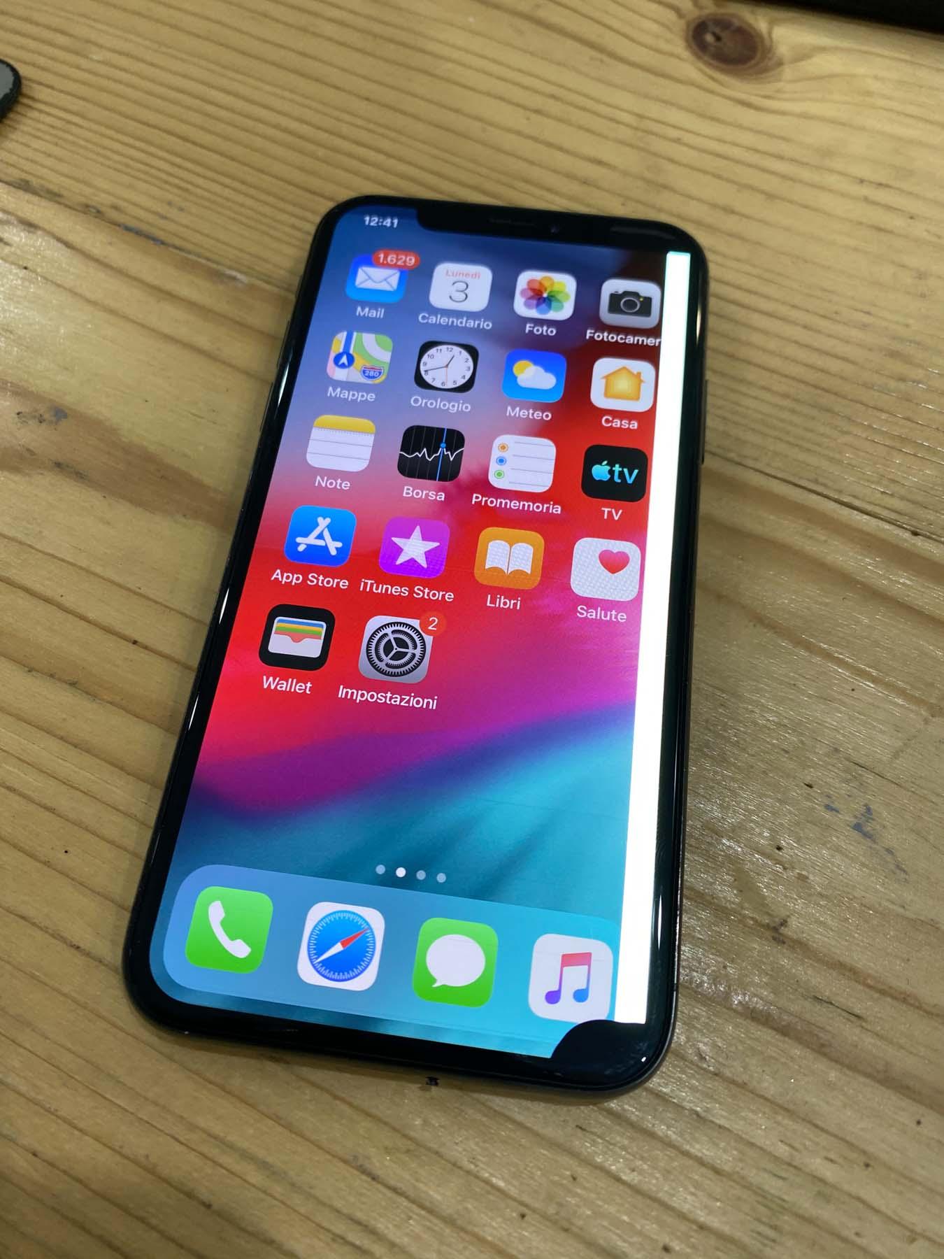 Riparazione display iPhone x